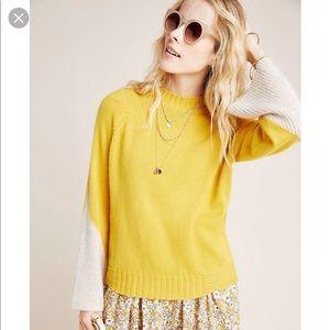 Anthropologie Nadine Bell Sleeve Sweater (Stellah)